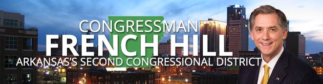 U.S. Congressman French Hill