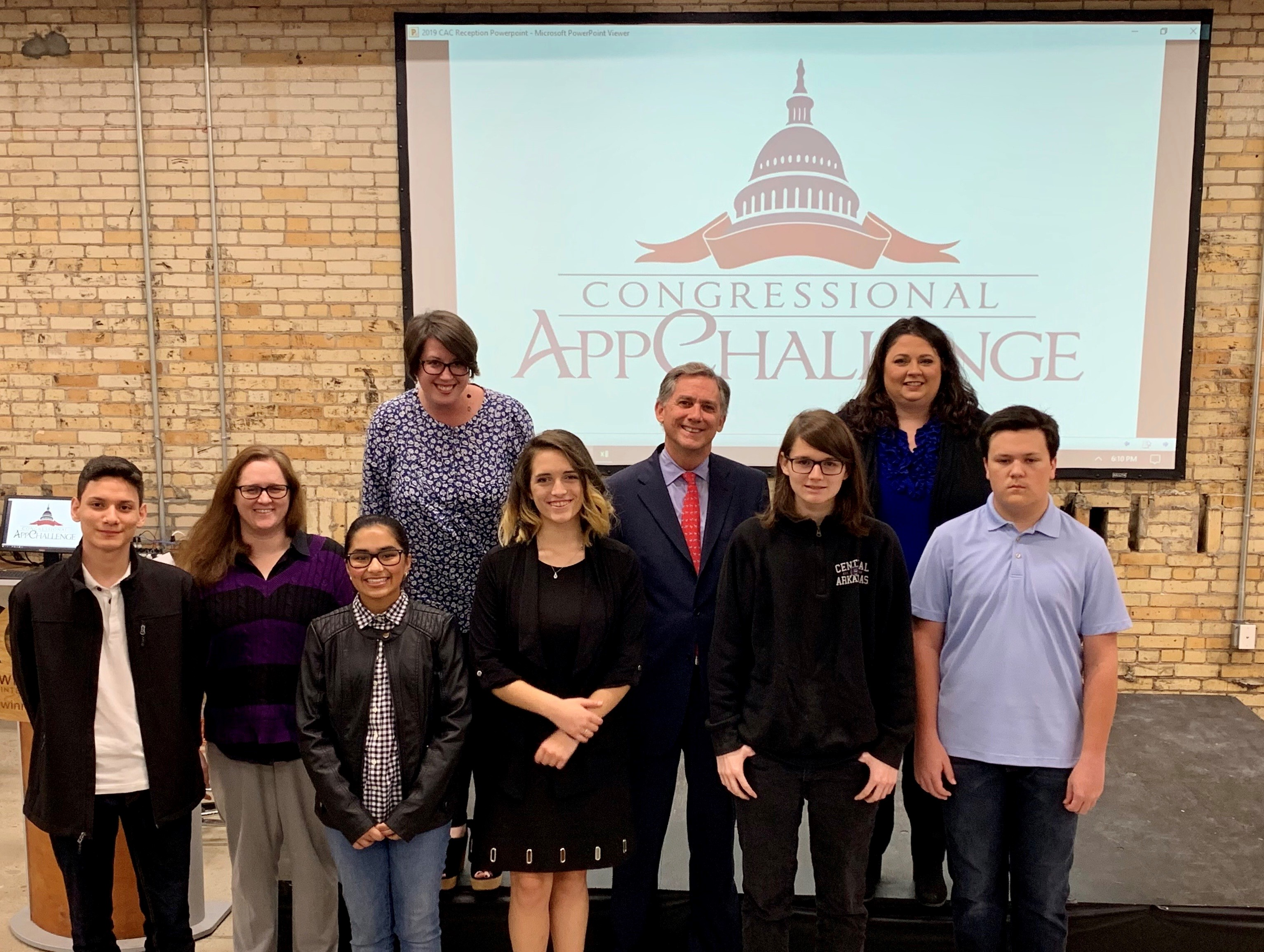 Rep. Hill Announces Central Arkansas Winners of the 2019 Congressional App Challenge