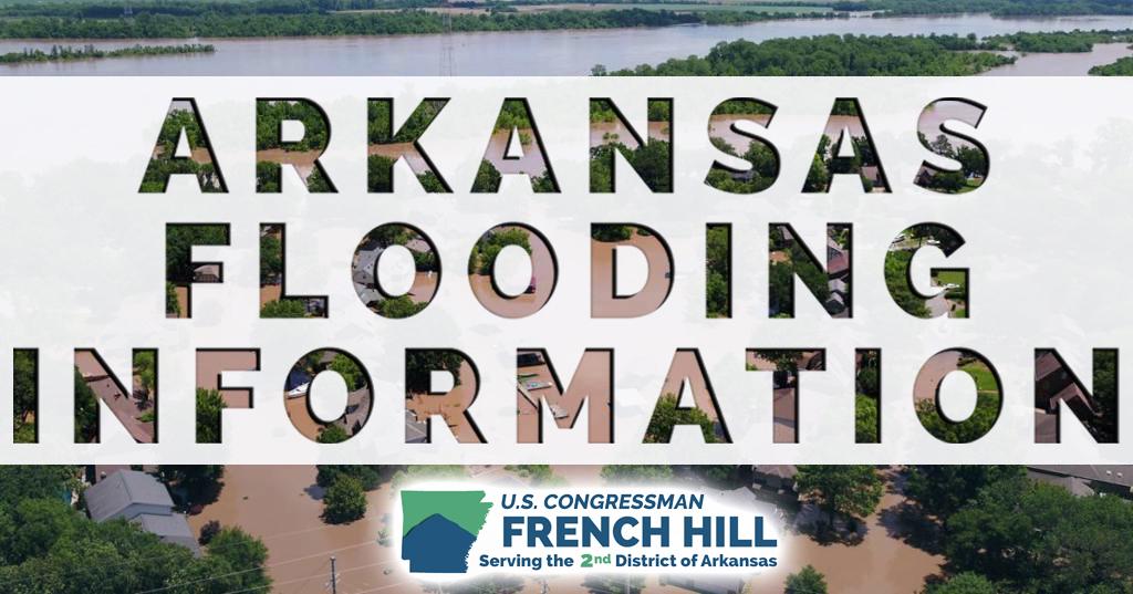 District Update: Arkansas Flooding Information