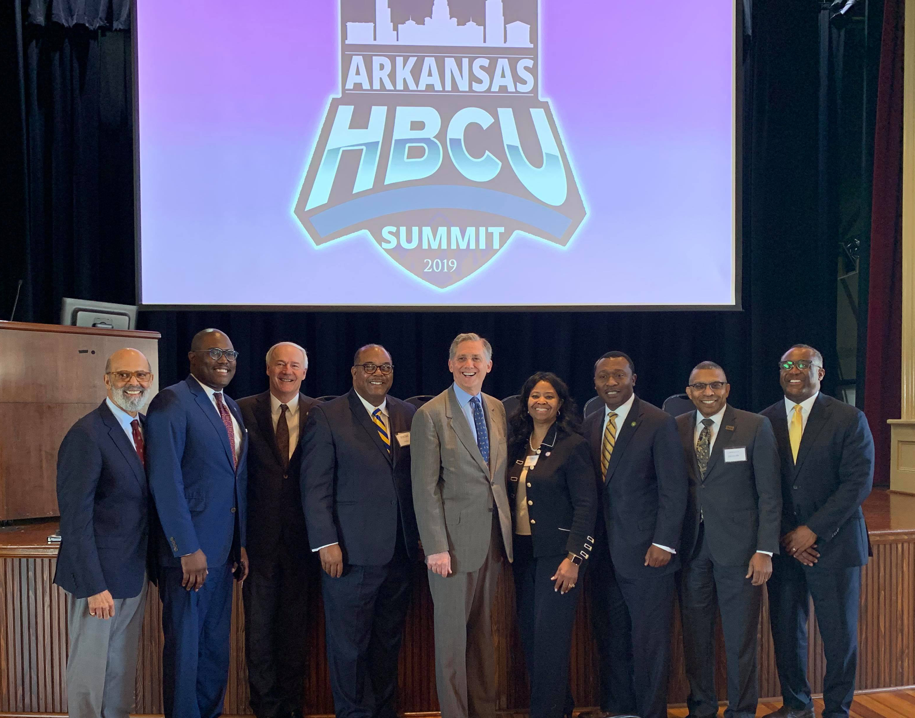 Rep. Hill Celebrates Passage of Bill to Permanently Fund Arkansas's HBCUs